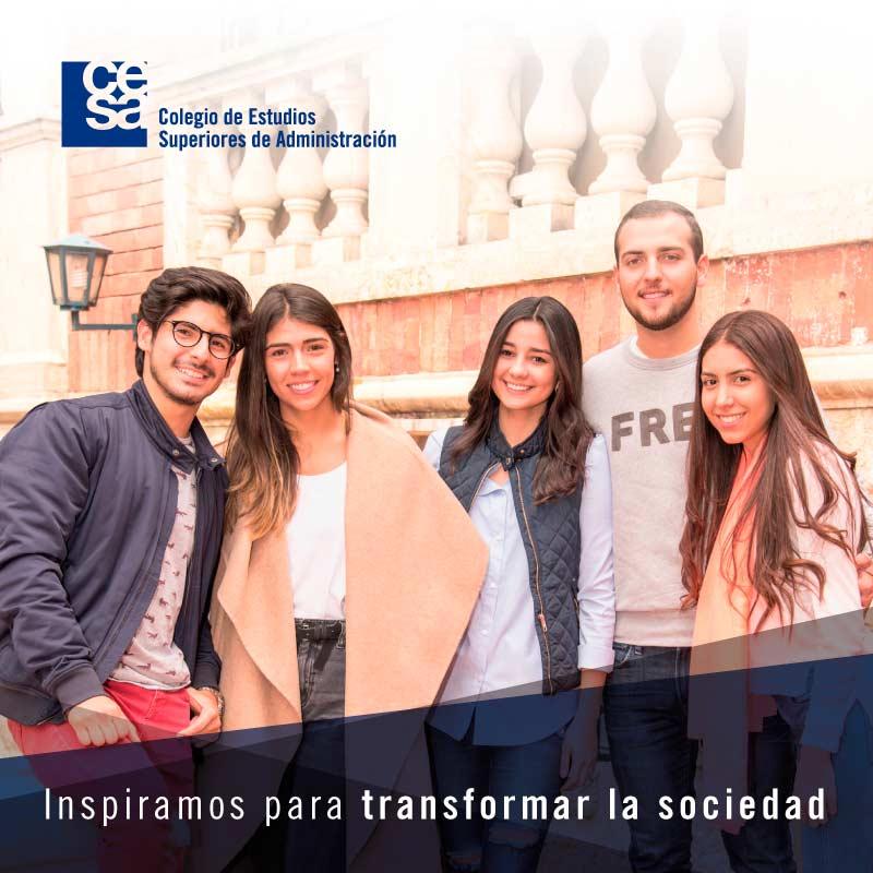 Administración de Empresas - Colegio de Estudios Superiores de Administración CESA