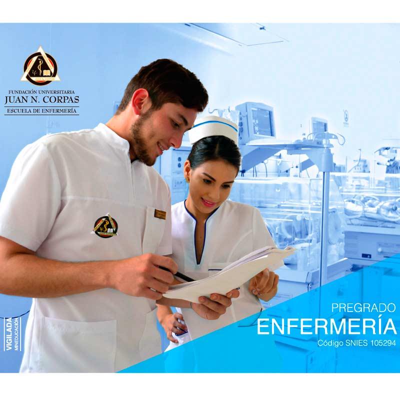 Enfermería - Fundación Universitaria Juan N. Corpas