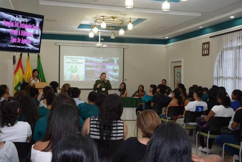 Trabajo Social - Universidad Simón Bolívar