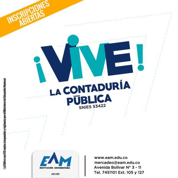 Contaduría Pública - Institución Universitaria EAM