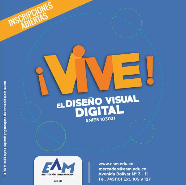 Diseño Visual Digital - Institución Universitaria EAM