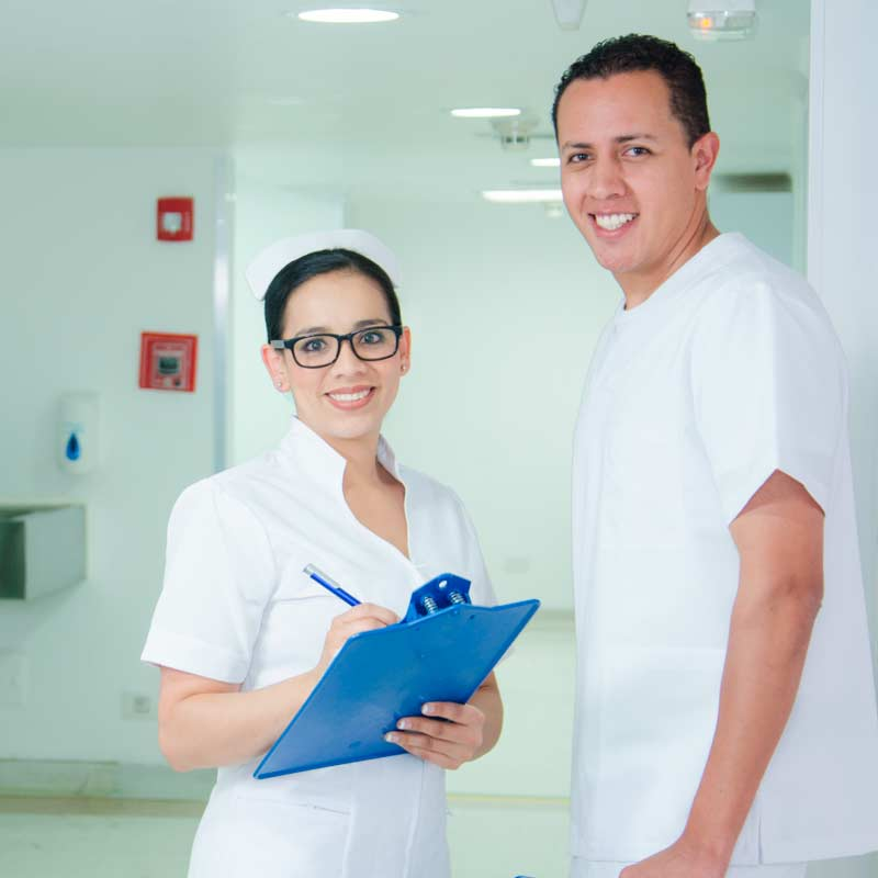 Enfermería - Fundación Universitaria CAFAM