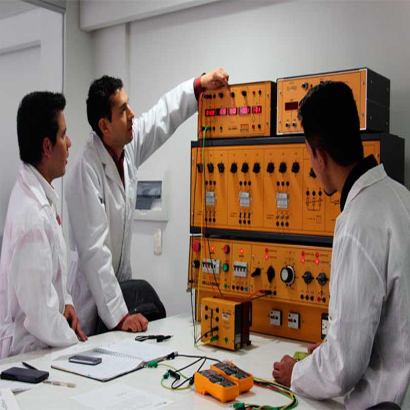 Ingeniería Electrónica - Universidad Central