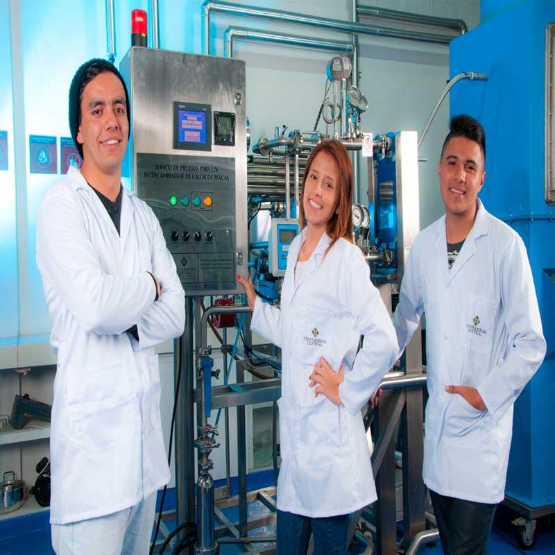 Ingeniería Mecánica - Universidad Central