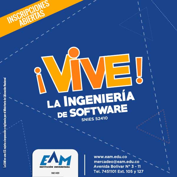 Ingeniería de Software - Institución Universitaria EAM