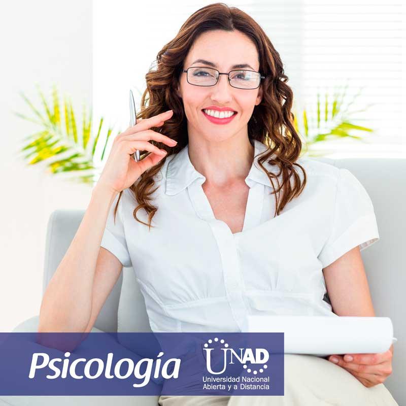 Psicología - Universidad Nacional Abierta y a Distancia - UNAD