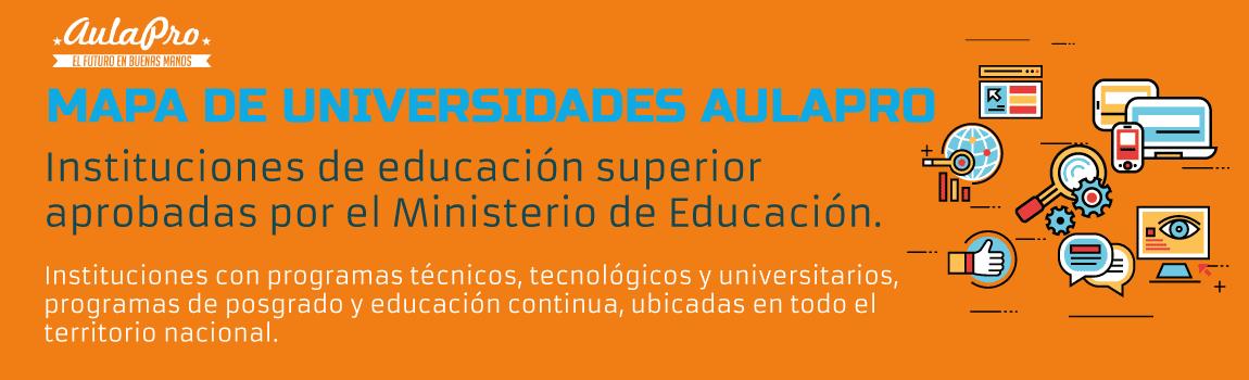 Instituciones de Educación Superior aprobadas por el Ministerio de Educación