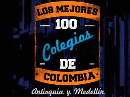 ISCE 2016 Mejores Colegios Antioquia Medellin