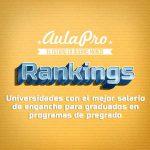 Universidades mejores salarios pregrado Colombia 2017