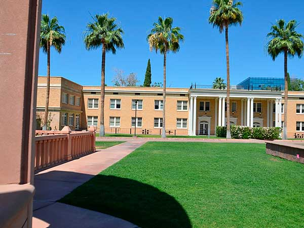Campus Arizona State University USA