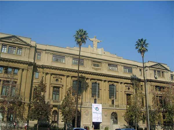 Campus Pontificia Universidad Católica de Chile