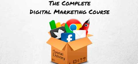 Curso completo de marketing digital 2017 - 12 cursos en 1 - Udemy