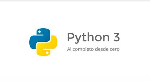 Curso maestro Python 3 Udemy