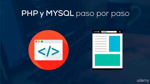 Curso online PHP MYSQL Udemy