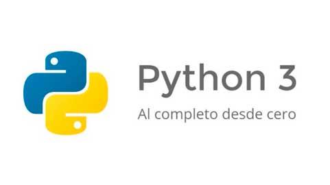 Curso Maestro de Python 3 - Udemy