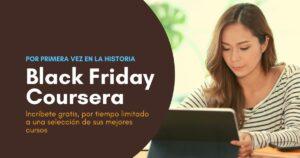 Black Friday Coursera